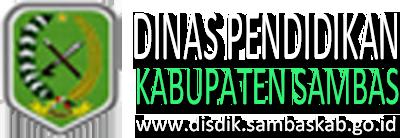 Profil Dinas Pendidikan Kabupaten Sambas